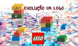 Lego Evolução da Logo
