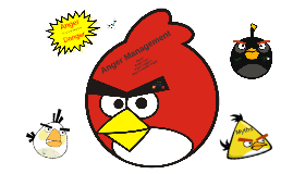 Anger Management With Angry Birds