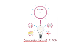 Demonstrations of LR-PON