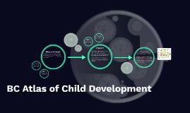 BC Atlas of Child Development