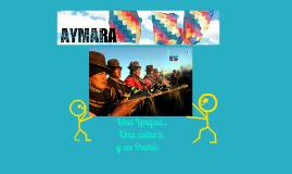 LENGUA AYMARA