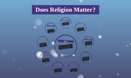 Does Religion Matter Final Assessment