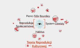 Teoria Reprodukcji Kulturowej