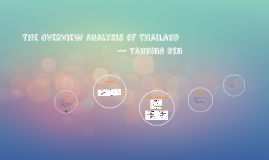 The Overview Analysis of Thailand