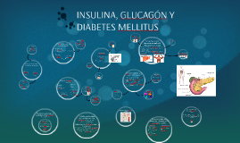 INSULINA, GLUCAGÓN Y DIABETES MELLITUS