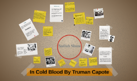 Copy of In Cold Blood By Truman Capote