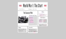 World War I: The Start