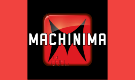 Project Proposal - Machinima 'War Scars'