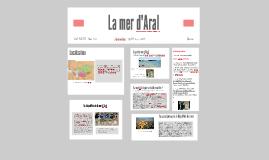 Copy of La mer d'Aral