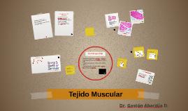 Tejido Muscular Q y F 201520