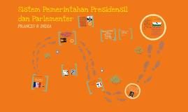 SISTEM PEMERINTAHAN PRESIDENSIL DAN PARLEMENTER