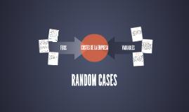 RANDOM CASES