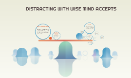 DISTRACTING WITH WISE MIND ACCEPTS