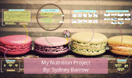 My Nutrition Project