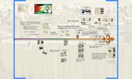Timeline Israel & Palestine 1900-2016