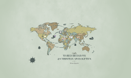 World Religions and Christian Apologetics