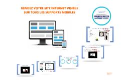 L'importance des sites mobiles dans mon activité- version 3