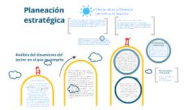 Copy of Analisis del dinamismo del sector en el que se compite