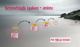 Automatização liquibase + Jenkins