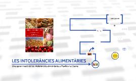 Copy of LES INTOLERÀNCIES ALIMENTÀRIES