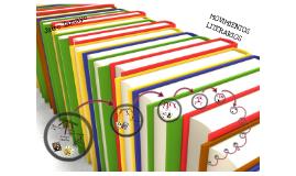 Copy of linea del tiempo literatura universal
