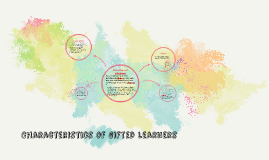 Characteristics of gifted learners