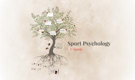Copy of Sport Psychology