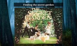 Finding the secret garden
