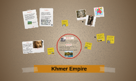 Copy of Khmer Empire