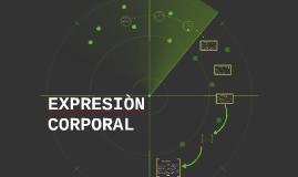 EXPRESIONES CORPORALES