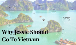 Why Jessie Should Go To Vietnam