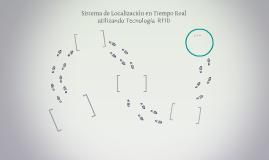 Sistema de Localización en Tiempo Real utilizando Tecnología
