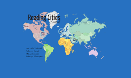 Reading Cities