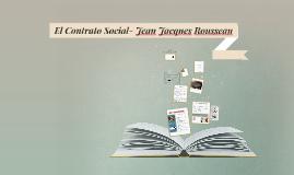 El Contrato Social- Jean Jacques Rousseau