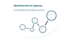 Optimización de Ingresos