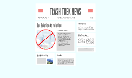 Trash Trek News