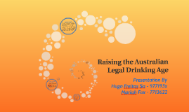 Raising Australian Legal Drinking Age