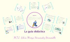 Copy of La guía Didáctica