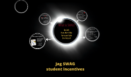 Jag SWAG Student incentives 2013