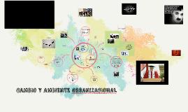 Copy of CAMBIO Y AMBIENTE ORGANIZACIONAL