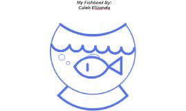 My Fishbowl By: Caleb Elizondo