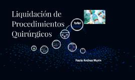 Copy of Liquidación de Procedimientos Quirúrgicos