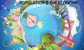 UNIT 6: POPULATION & THE ECONOMY