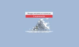 Riesgos y Prevención de Terremotos, Tsunamis y Volcanes.