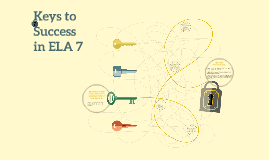 Keys to Success in ELA 7