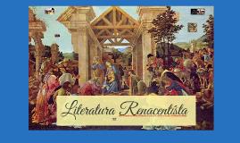 Literatura Renacentísta