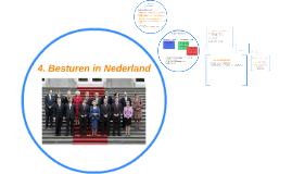 4. Besturen in Nederland