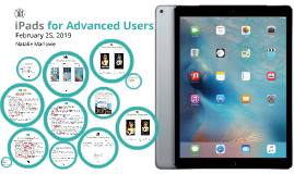 WPL iPads for Advanced Users