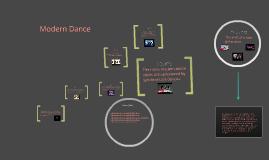 Copy of Evolution of Dance