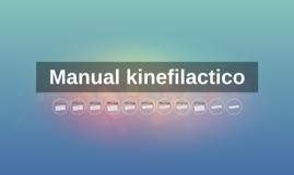 Manual kinefilactico